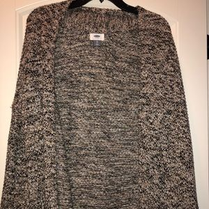 Old navy cardigan, xs